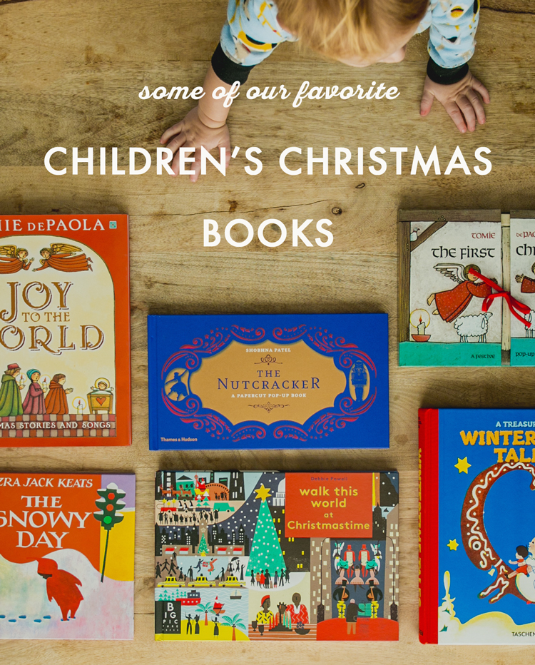 Some Of Our Favorite Children S Christmas Books Over And Out